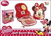Disney Minnie My Soft Secret Diary