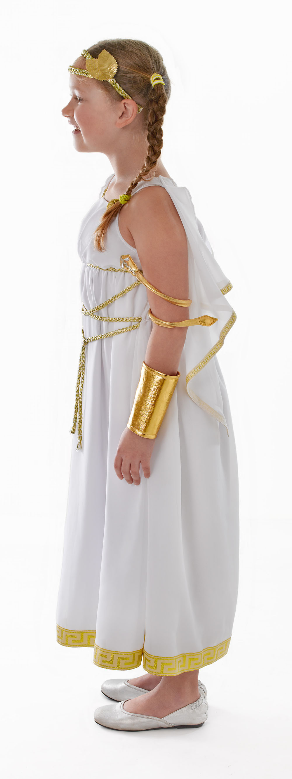 child roman princess greek goddess toga girls fancy