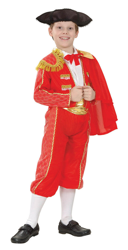 Childs Matador Costume