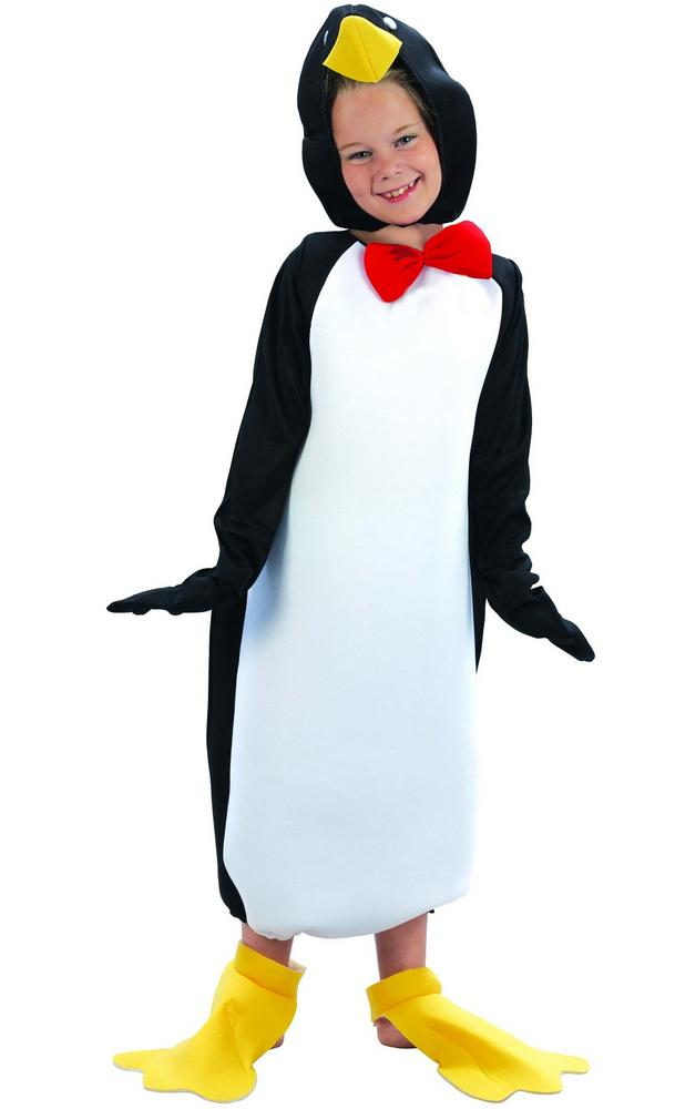 Childs Penguin Costume