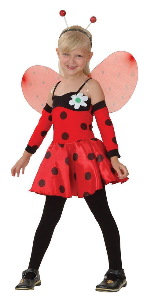 Childs Ladybug Costume