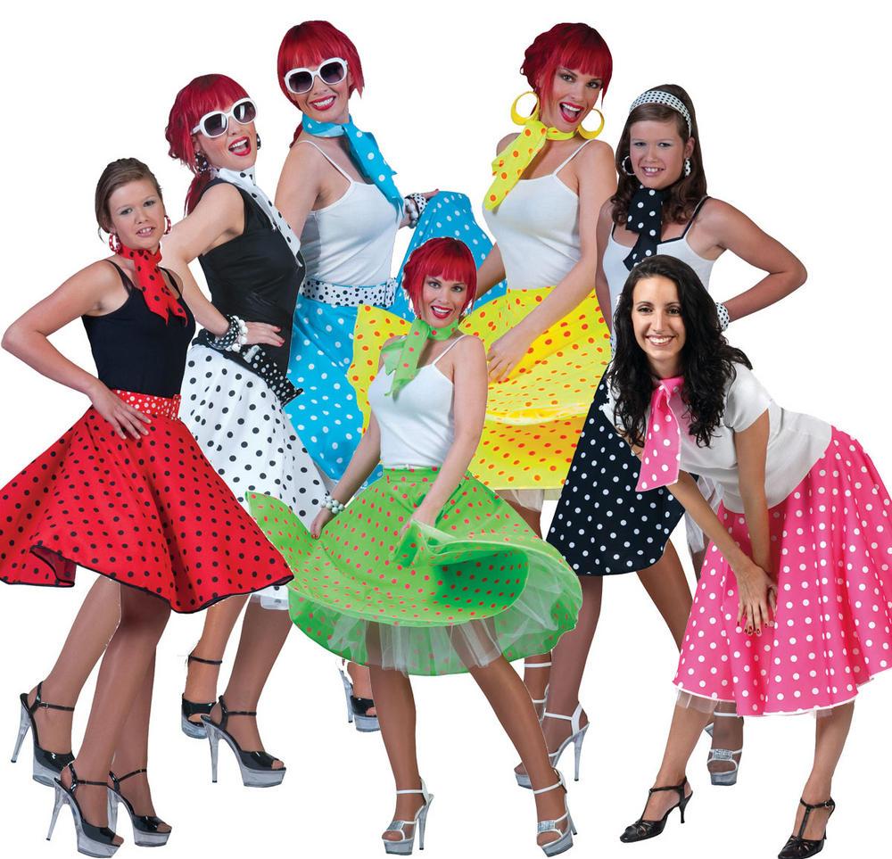 Ladies Rock N Roll Skirt