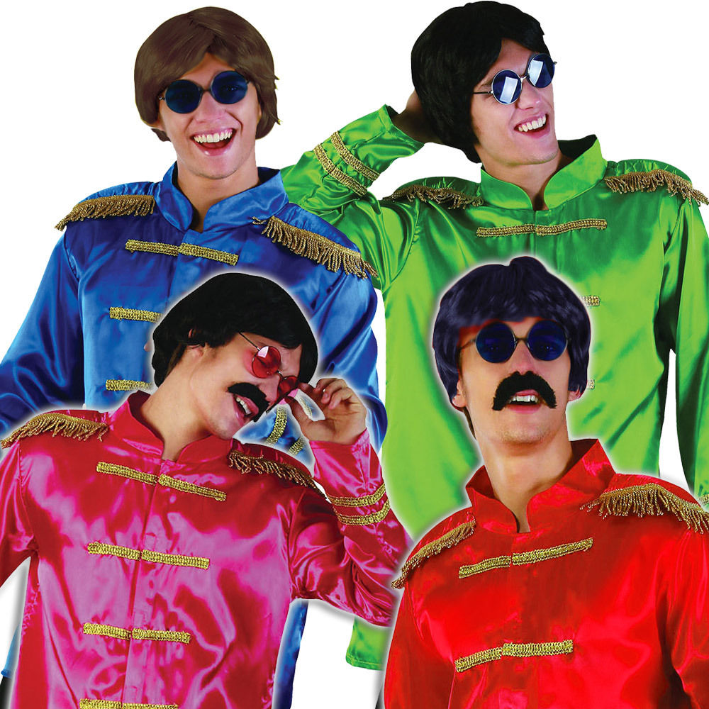 Sgt Pepper jackets