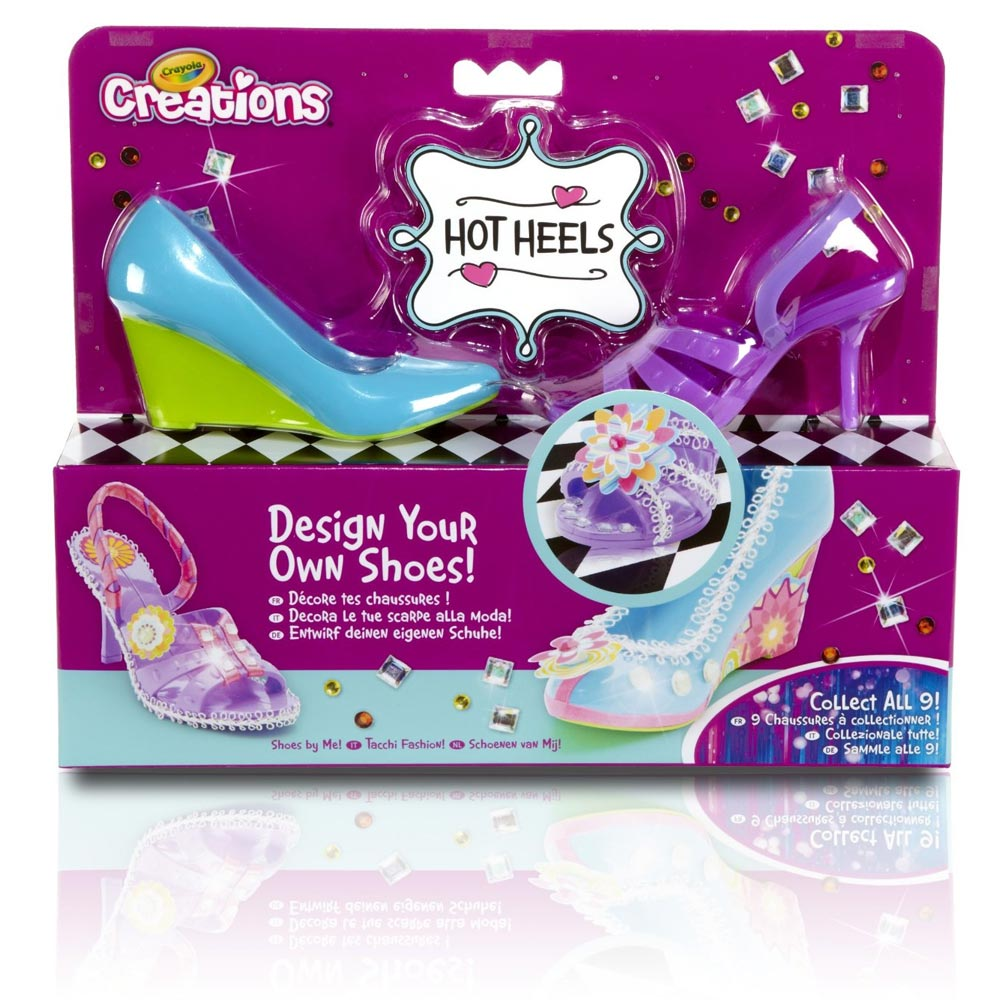 Hot Heels Double Pack