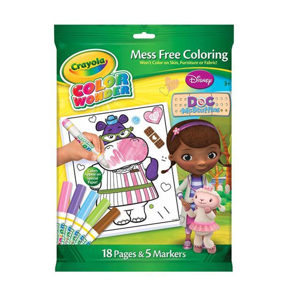 Color Wonder Doc McStuffins