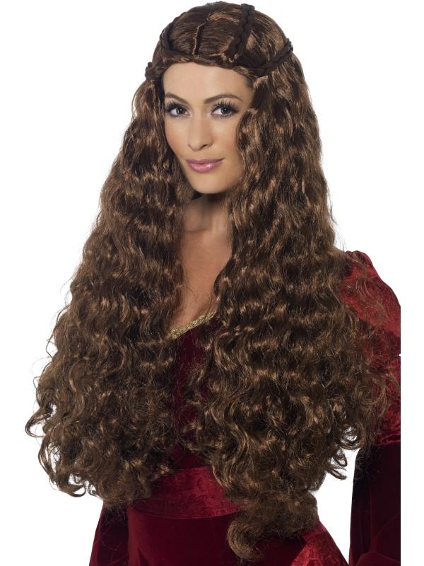 Medieval Princess Wig