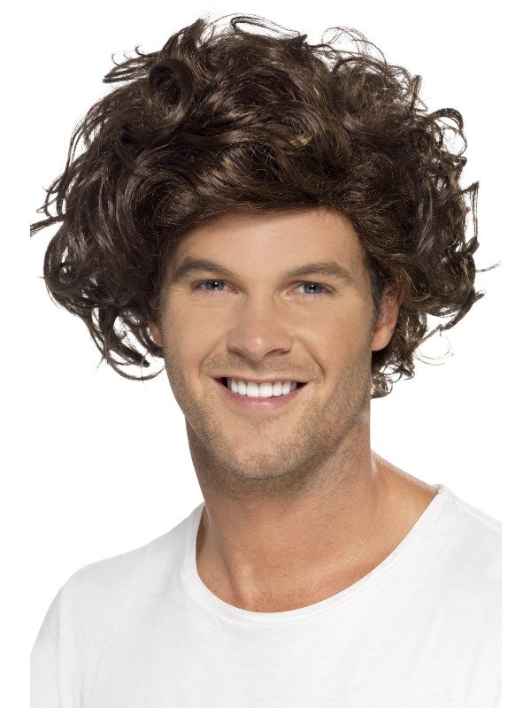 Boyband Heartthrob Wig