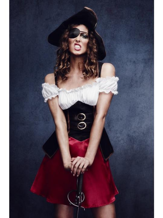 Fever Pirate Wench Costume Thumbnail 1