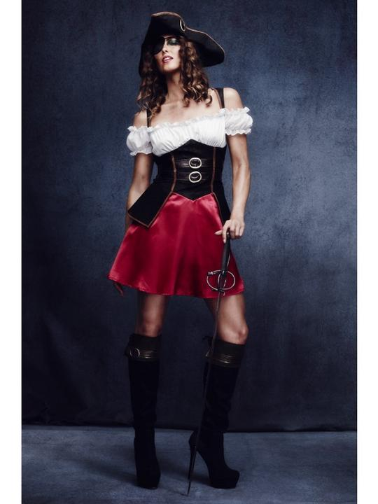 Fever Pirate Wench Costume Thumbnail 2