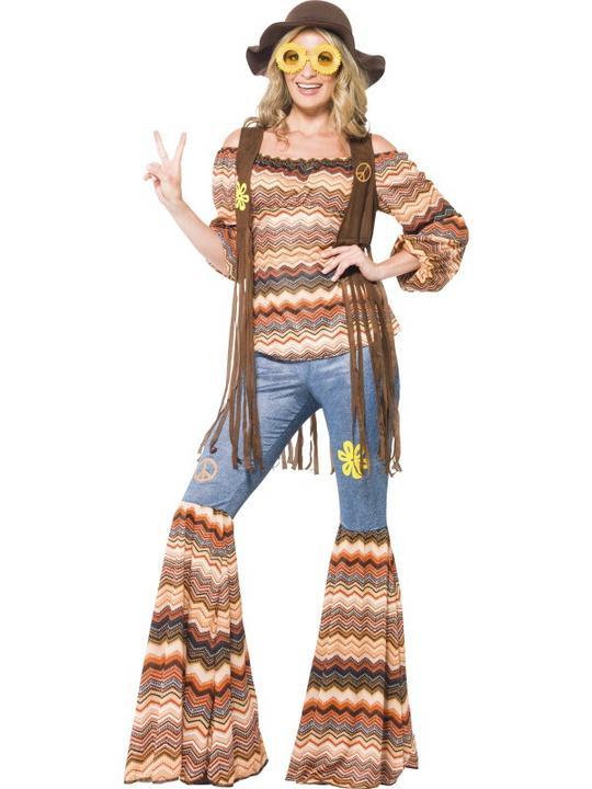 Harmony Hippie Costume Thumbnail 1