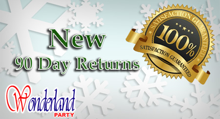 100% Satisfaction Guaranteed New 90 Day returns