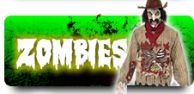 Zombie Halloween Fancy Dress Costumes