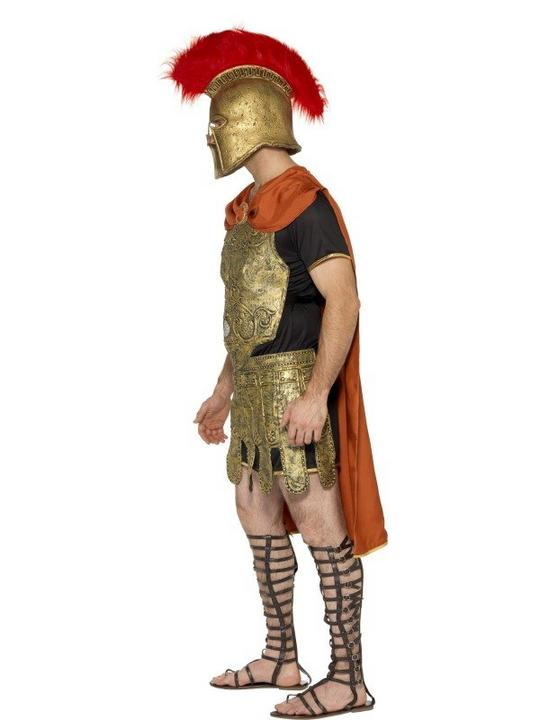 Gladiator Tunic Fancy Dress Costume Thumbnail 3