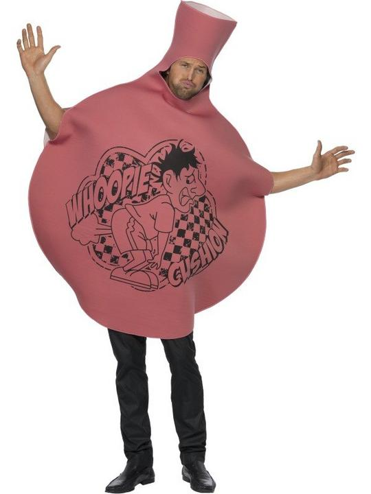 Whoopie Cushion Fancy Dress Costume Thumbnail 1