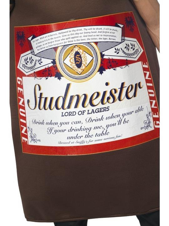Studmeister Beer Fancy Dress Costume Thumbnail 3