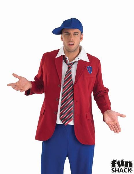 School Boy Fancy Dress Costume