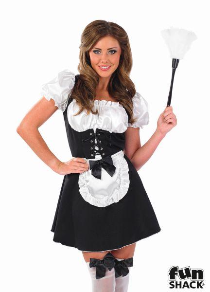 Cheeky Fraulein Fancy Dress Costume Thumbnail 1
