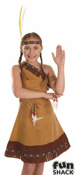 Indian Girl Fancy Dress Costume Thumbnail 1