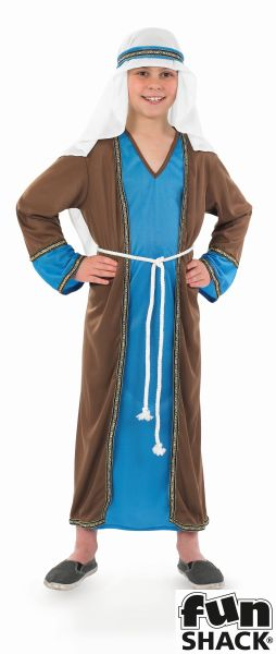 Boys Joseph Fancy Dress Costume Thumbnail 2