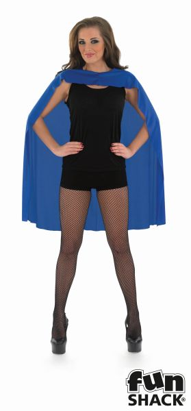 Blue Superhero Cape  Thumbnail 2