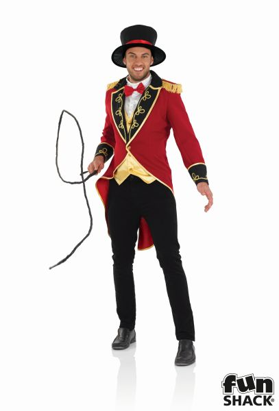 Ring Master Fancy Dress Costume Thumbnail 2