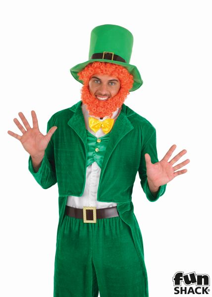 Leprechaun Fancy Dress Costume Thumbnail 1