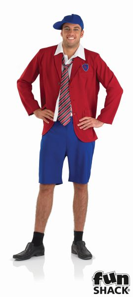 School Boy Fancy Dress Costume Thumbnail 2
