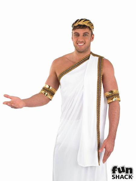 Caesar Fancy Dress Costume Thumbnail 1