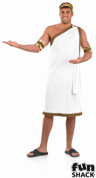 Caesar Fancy Dress Costume Thumbnail 2