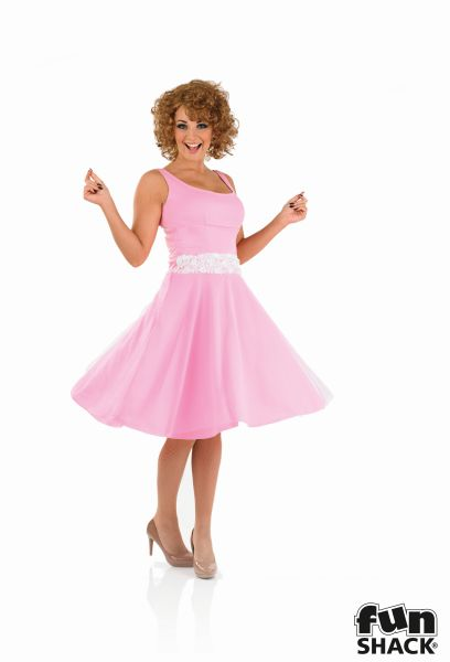 80's Baby Dancer Fancy Dress Costume Thumbnail 2