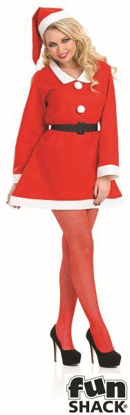 Santas Sweetie Fancy Dress Costume Thumbnail 2