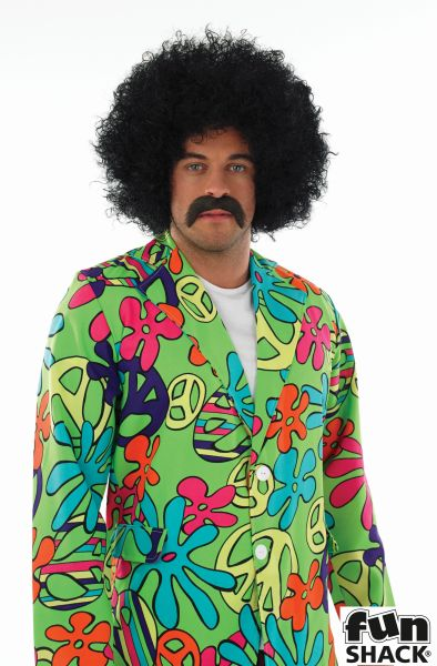 Hippie Suit Fancy Dress Costume  Thumbnail 1