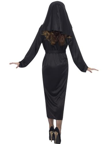 Nun Fancy Dress Costume Thumbnail 2