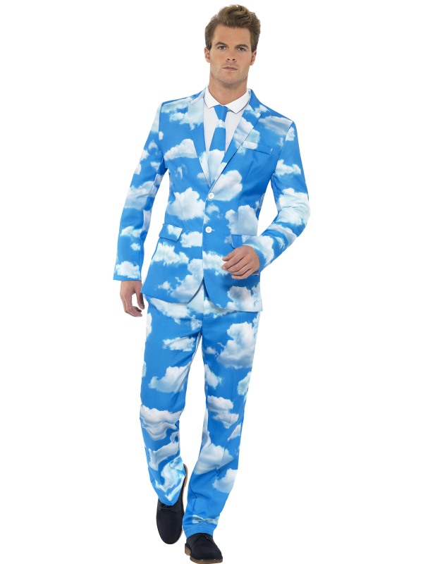 Adult Sky High Stand Out Suit