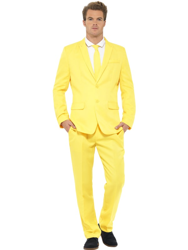 Adult Yellow Stand Out Suit