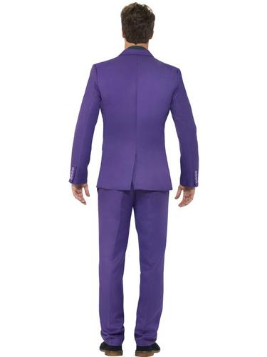 Adult Purple Stand Out Suit Thumbnail 2