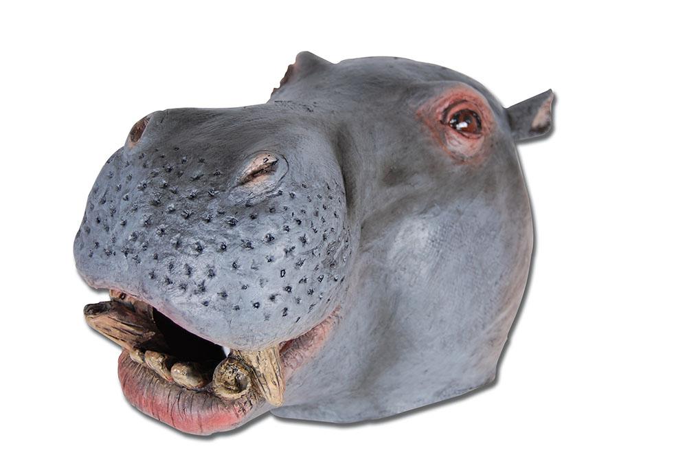 Hippo Rubber Overhead Mask