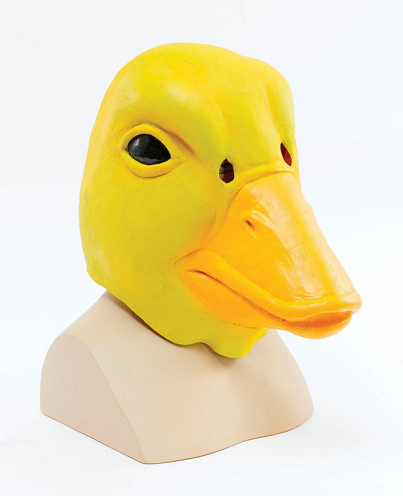 Duck Mask