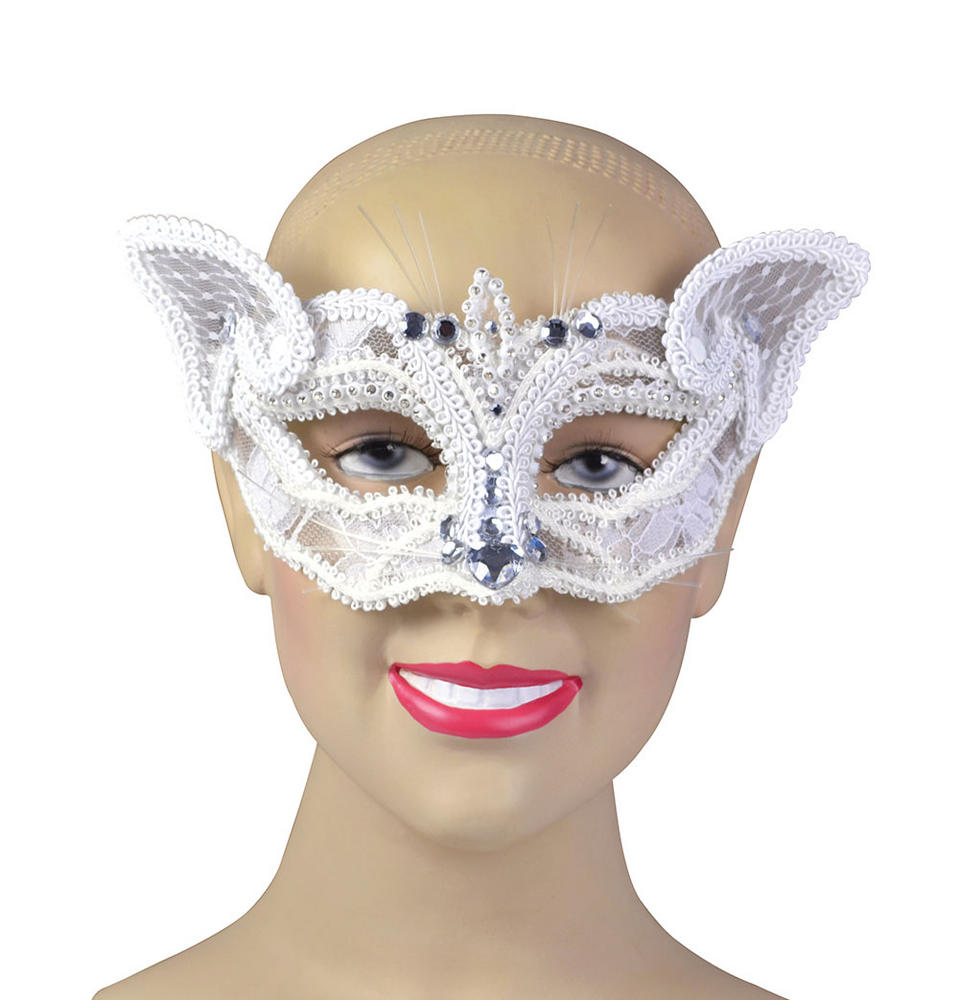Mouse Mask with Glass Frame