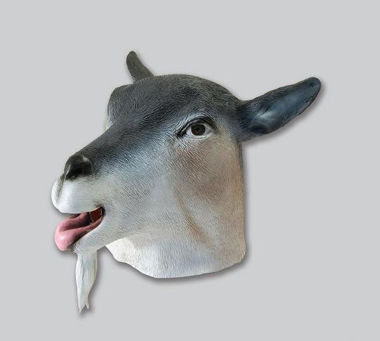 Goat Mask Thumbnail 1