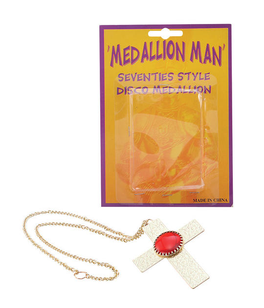 Medallion Man Necklace Thumbnail 1