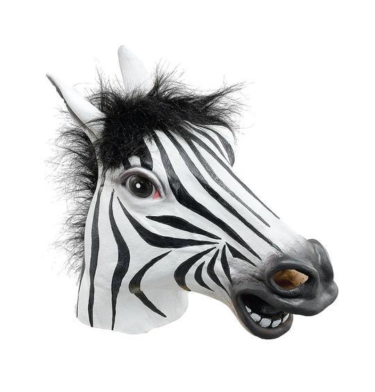 Zebra Mask Thumbnail 1