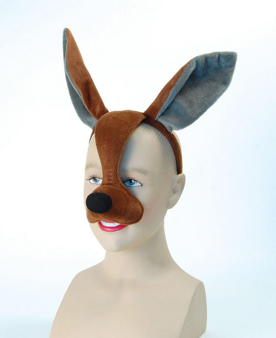 Kangaroo Mask With Sound Thumbnail 1