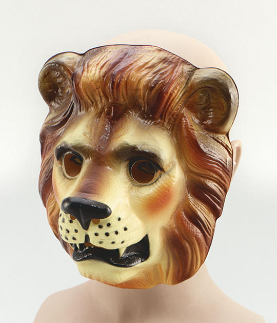 Plastic Animal. Lion Thumbnail 1