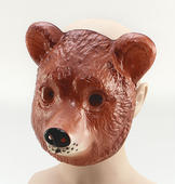 Plastic Animal. Bear