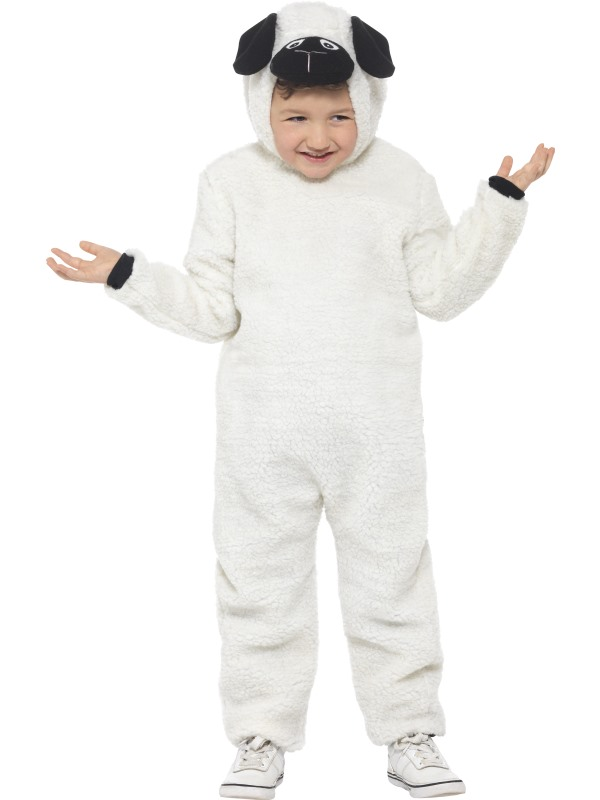 Kid's Sheep Fancy Dress Costume