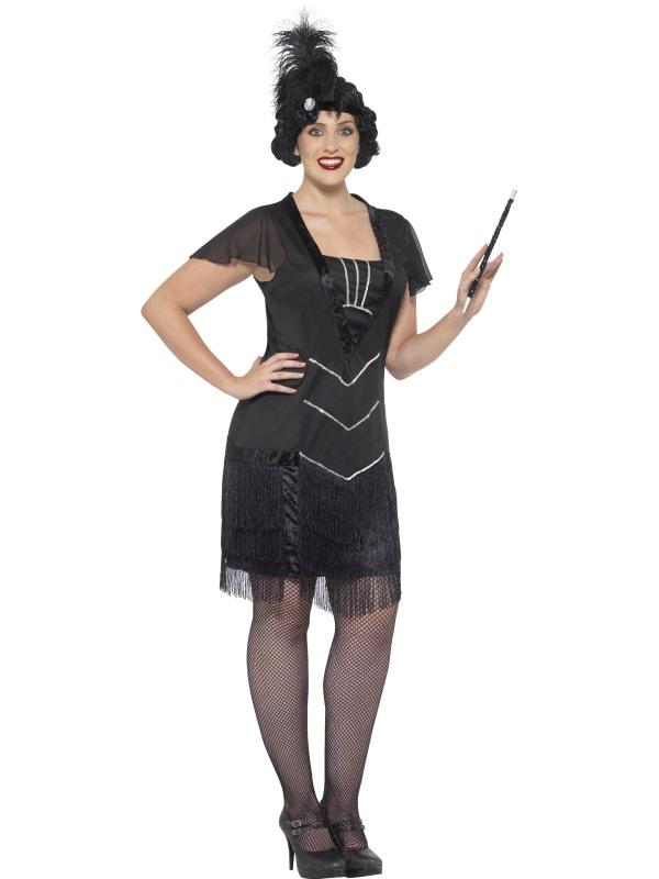 Curves Flapper Costume