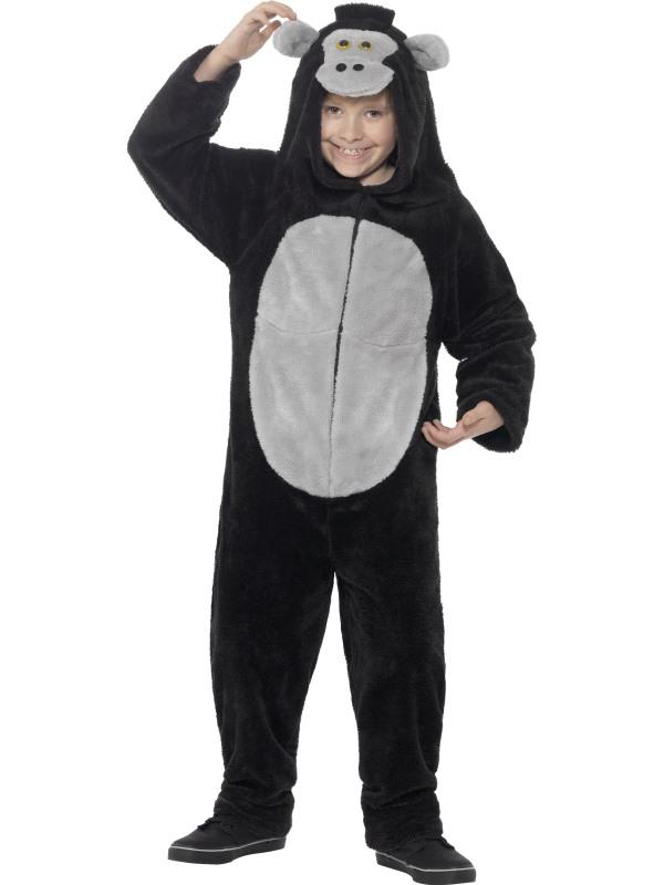 Gorilla Fancy Dress Costume