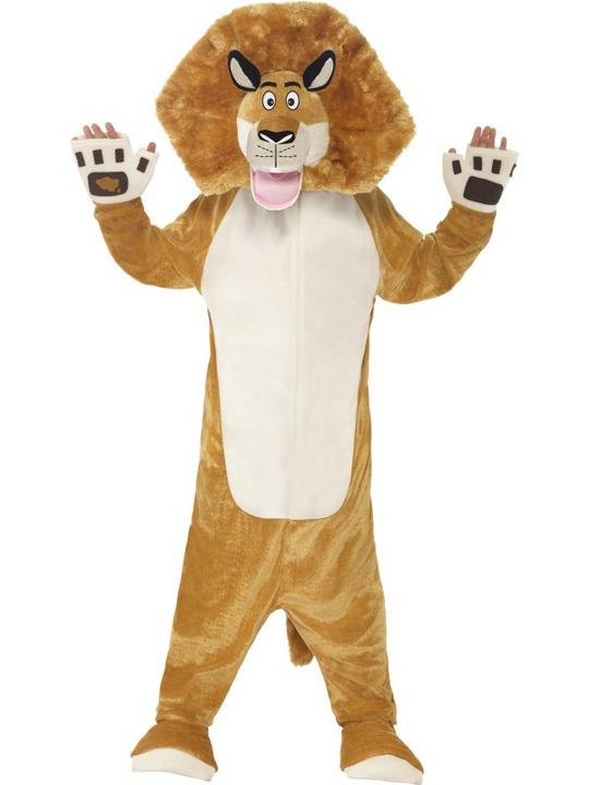 Madagascar Alex The Lion Costume Thumbnail 1