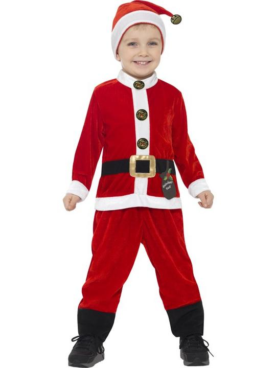 Santa Toddler Costume Thumbnail 1
